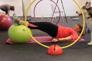 pilates ball-317